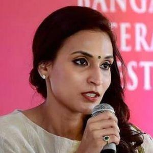 Aishwarya R. Dhanush
